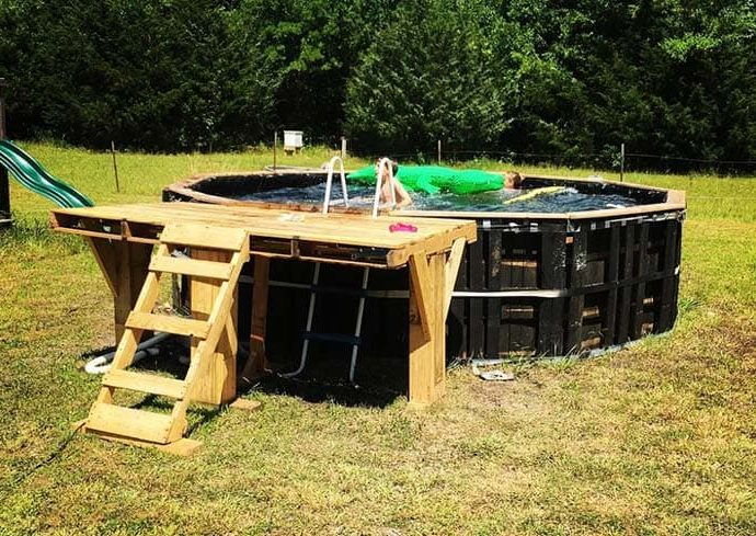 ideias de piscina